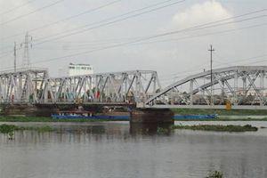 Không thể bảo tồn toàn bộ cầu đường sắt Bình Lợi