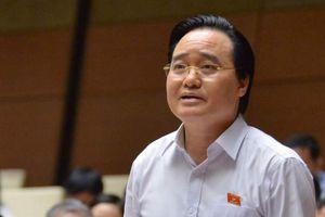 Gian lận thi cử: Bộ trưởng Phùng Xuân Nhạ nhận trách nhiệm cá nhân 'một số việc'