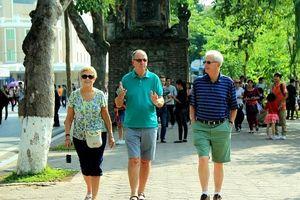 Khách quốc tế đến Việt Nam trong tháng 5 đạt 1,3 triệu lượt