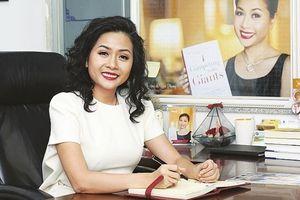 Bà Trần Uyên Phương- Phó tổng giám đốc Tập đoàn Tân Hiệp Phát: Tân Hiệp Phát chỉ thành công khi đồng hành với cộng đồng