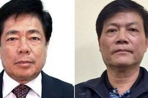 Nguyên Chủ tịch HĐTV Vinashin Nguyễn Ngọc Sự và đồng phạm sắp hầu tòa