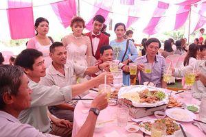 Đám cưới không rượu bia đầu tiên tại Bình Phước