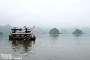 Hà Nam: Khai trương bến tàu thủy Tam Chúc