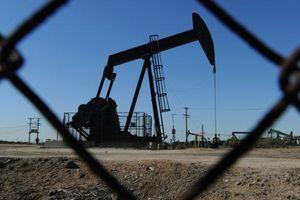 Giá dầu sụt mạnh gần 4% về 56USD/thùng