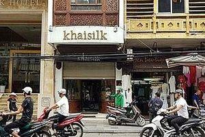 Đã khởi tố vụ án gian lận hàng hóa của Khaisilk