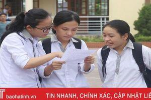 Học sinh Hà Tĩnh chia sẻ khát vọng chinh phục trường chuyên