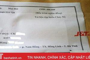 Cảnh giác với thủ đoạn mạo danh công an chiếm đoạt tài sản tại Hà Tĩnh