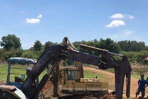 Đồng Nai: Tạm dừng hoạt động 3 tháng, khai quật cống xả thải của công ty AB Mauri