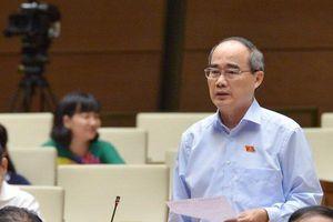 Bí thư TP. Hồ Chí Minh Nguyễn Thiện Nhân: 'Phải có bộ phận sinh ba'