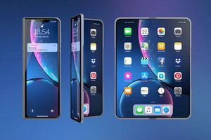 iPhone màn hình gập sẽ có nhiều điểm tương đồng với Galaxy Fold