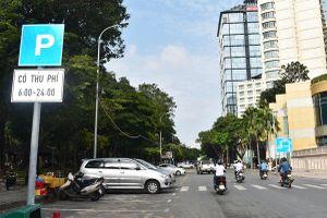 TP Hồ Chí Minh: Tiền giữ xe dưới lòng đường không đủ trả cho hoạt động thu phí
