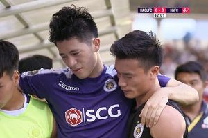 Tổng kết vòng 12 V-League 2019: Đình Trọng chấn thương, fan Nam Định gửi đơn khiếu nại trọng tài