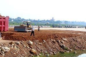 Dự án khu nhà ở hơn 311 tỷ tại Hà Nam: Cuộc đấu giữa 2 DN địa phương