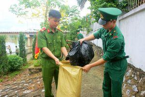 Điện Biên: Ra quân chiến dịch Thanh niên tình nguyện Hè và hưởng ứng phong trào 'Chống rác thải nhựa'