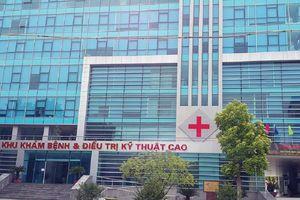 Bầu Hiển vẫn 'chưa xong' với Bệnh viện GTVT