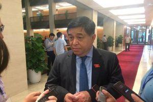 Ông Nguyễn Chí Dũng: Cần rà soát lại chính sách về môi trường đầu tư