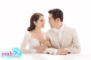 Sau bộ ảnh lung linh ở Seoul, Dương Khắc Linh và Sara Lưu tung bộ ảnh cưới đặc biệt