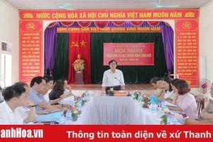 Thêm 2 xã trên địa bàn TP Thanh Hóa đạt chuẩn nông thôn mới