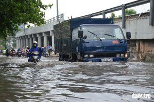 TP Hồ Chí Minh nỗ lực tìm giải pháp chống ngập hiệu quả