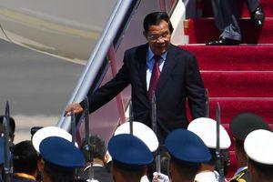 Thủ tướng Hun Sen khẳng định không rơi vào 'bẫy nợ' của Trung Quốc