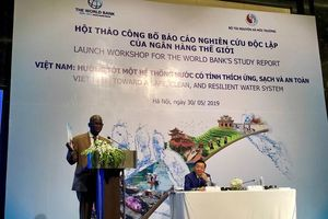 Vietnam works towards safe, clean, resilient water system