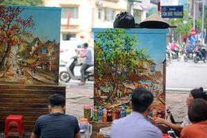 Hàng loạt bốt điện ở Hà Nội được trang điểm áo mới