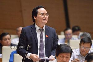 Gian lận thi cử 2018: Bộ trưởng Phùng Xuân Nhạ nhận trách nhiệm