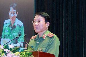 Trung tướng Lương Tam Quang: Đã truy nã quốc tế ông chủ Công ty Nhật Cường