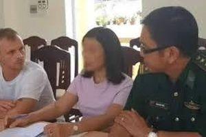 Quảng Trị: Bắt đối tượng người nước ngoài theo lệnh truy nã của Interpol
