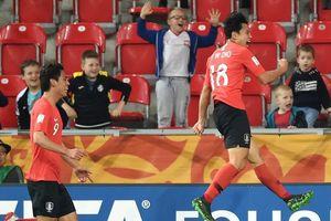 World Cup U-20: Châu Á 'rơi rụng' một nửa sau vòng bảng
