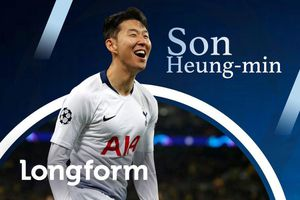 Son Heung-min vô địch Champions League để vượt Park Ji-sung