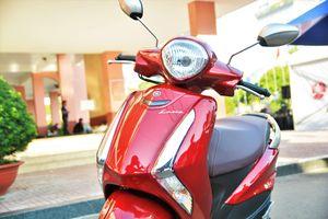 Yamaha Latte liệu có 'đủ mạnh' để đấu với Honda Vision?