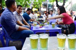 Lệch lạc văn hóa bia, rượu