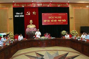 Hà Nội – Ninh Bình: Tăng cường hợp tác trong lĩnh vực văn hóa, du lịch
