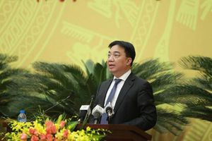 Bổ nhiệm lại Giám đốc Sở Giao thông Vận tải TP Hà Nội Vũ Văn Viện