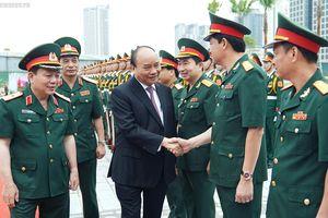 Thủ tướng dự kỷ niệm 30 năm Ngày truyền thống Tập đoàn Công nghiệp - Viễn thông Quân đội