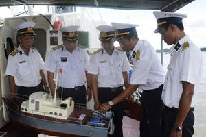 Phát huy sáng kiến cải tiến kỹ thuật, bảo đảm trang bị tàu thuyền