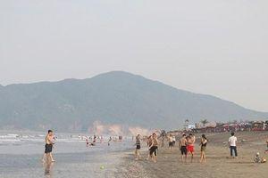 Bẫy chông ở Khu du lịch biển Xuân Hải