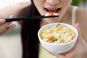 Những ai cắt cơm giảm béo cần xem lại vì thực tế nó chống béo phì
