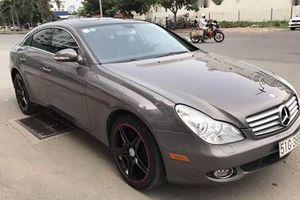 Xe sang Mercedes CLS500 giá chỉ 418 triệu tại Việt Nam