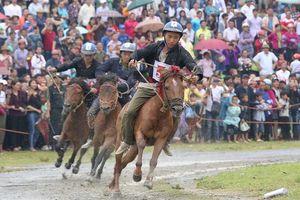 Lễ hội đậm đà bản sắc các dân tộc trên 'cao nguyên trắng' Bắc Hà