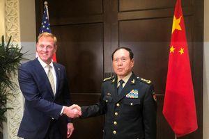 Tâm điểm Mỹ - Trung tại Đối thoại Shangri-La