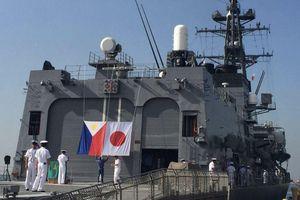 Philippines 'xích lại gần' Nhật Bản