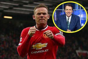 Rooney nổi điên đòi đấm sấp mặt diễn viên hài trên võ đài