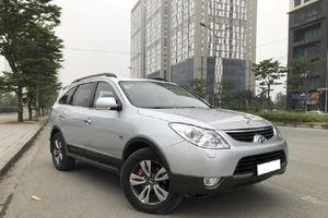 Hyundai Veracruz 2009: Xe cũ giá 600 triệu, tiện nghi như xe 2 tỷ