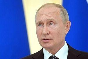 Ông Putin nêu điều kiện để một quốc gia trở thành 'chúa tể của thế giới'