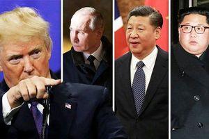 Thế giới 7 ngày: Mỹ làm căng với cả thế giới