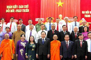 Cần Thơ có tân Chủ tịch Ủy ban Mặt trận Tổ quốc