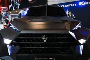 Chiếc ô tô Trung Quốc một đại gia vừa mạnh tay chi 80,5 tỷ đồng tậu về có gì hấp dẫn?