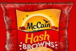 Thịt băm đông lạnh của CHIP McCain bị thu hồi vì chứa nhựa